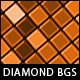 Diamond Backgrounds - GraphicRiver Item for Sale