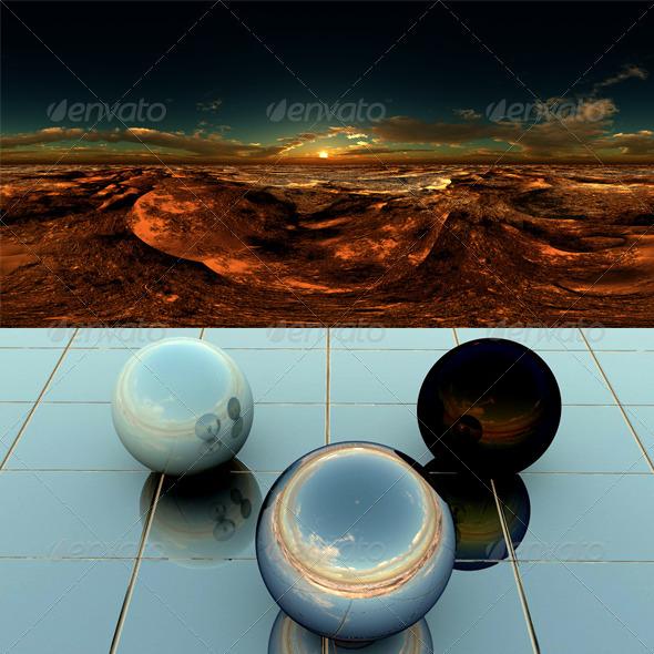 Desert 17 - 3DOcean Item for Sale