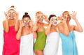 Facial masks - PhotoDune Item for Sale