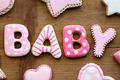 Baby shower cookies - PhotoDune Item for Sale