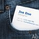 Jeans Business Card - GraphicRiver Item for Sale