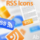 Fresh RSS Icon Pack - GraphicRiver Item for Sale