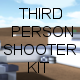 Third Person Shooter Starter Kit - ActiveDen Item for Sale