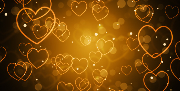 Golden Hearts