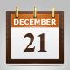 Customizable Calendar Icon - GraphicRiver Item for Sale
