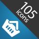 21 web icons #4 (sport symbols)