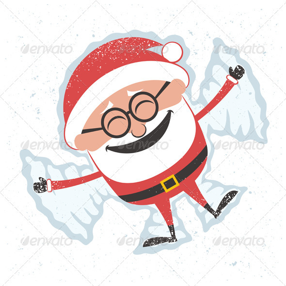 GraphicRiver Christmas Card 3800337