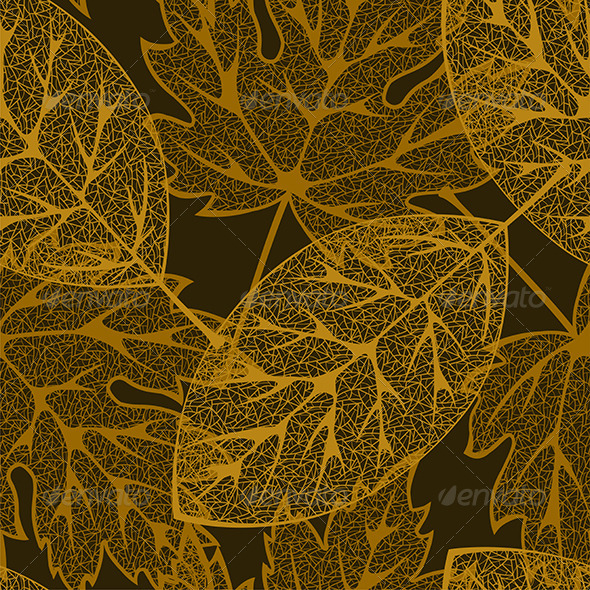 GraphicRiver Autumn Leaves 3801405