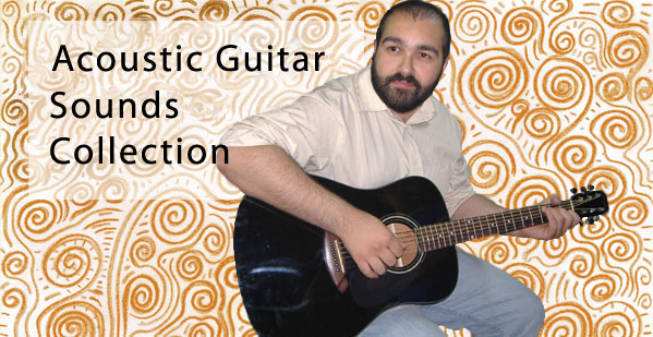 Acoustic Guitar Sounds Collection