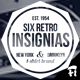 6 Retro Insignias - Badges & Banners - GraphicRiver Item for Sale