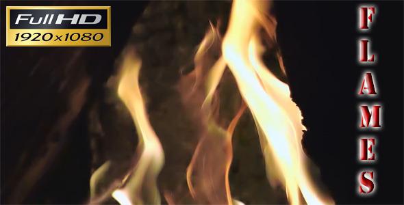Flames FULL HD