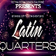 Latin Quarters Flyer Template - GraphicRiver Item for Sale