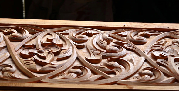 Wood Carving 9