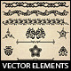 Flourishes 02 - Design Elements - GraphicRiver Item for Sale