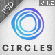 Circles PSD Template - ThemeForest Item for Sale
