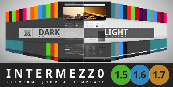 ThemeForest Intermezzo 135927