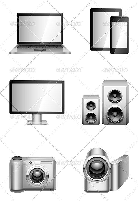 GraphicRiver Computers and Electronics 3806929