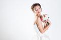 Bride portrait in studio - PhotoDune Item for Sale