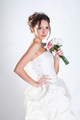Bride portrait in studio - PhotoDune Item for Sale