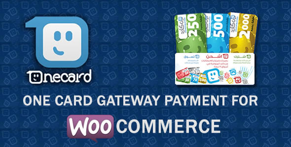 CodeCanyon Onecard Payment Gateway for WooCommerce 3808517