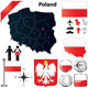 Poland Map - GraphicRiver Item for Sale