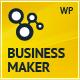 Business Maker | Retina Ready Corporate WP Theme