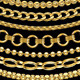 Gold Chain Jewelry  - GraphicRiver Item for Sale