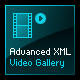 Advanced XML Video Gallery - ActiveDen Item for Sale