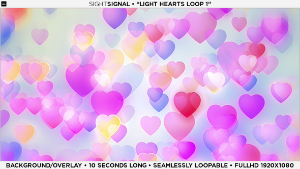 Light Hearts Loop 1