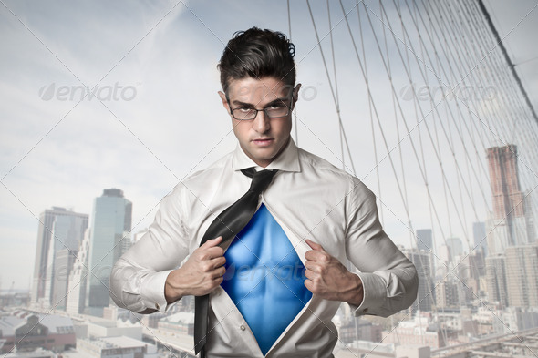 Superman - Stock Photo - Images