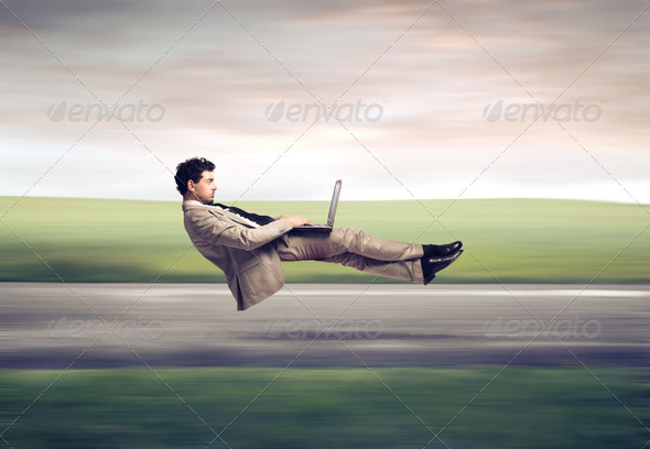 Fast Business - Stock Photo - Images