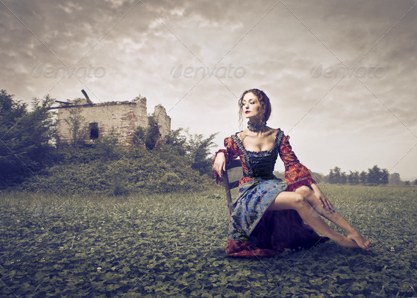 Eighteenth Century - Stock Photo - Images