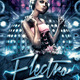 Electro Vibes Flyer Template - GraphicRiver Item for Sale