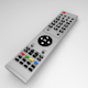 Realistic TV/Blu-ray/DVD etc. remote