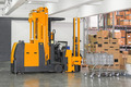 Stacker forklift - PhotoDune Item for Sale