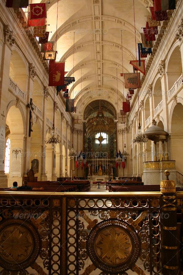 PhotoDune cathedral saint-louis des invalides 3814763