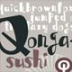 Qongasushi - GraphicRiver Item for Sale