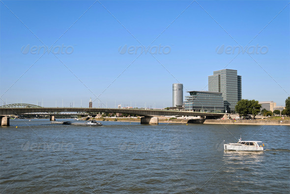 Cologne - Stock Photo - Images