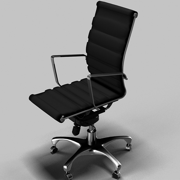 3DOcean Computer Chair 3815375