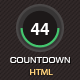 MyCountdown - Coming Soon page