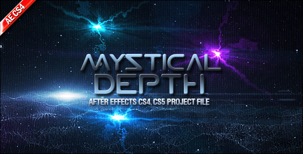 After Effects Project - VideoHive Mystical Depth 133181