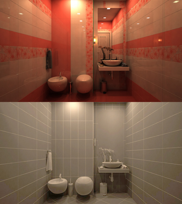 3DOcean Bathroom 411134