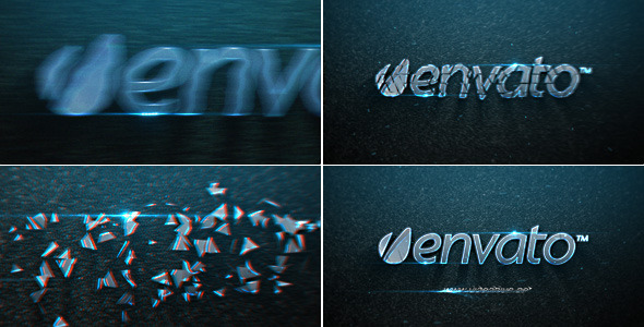 Distort Logo Ident