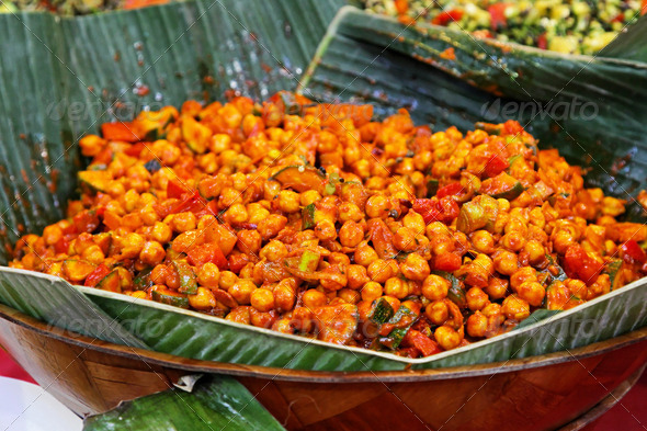 African food - Stock Photo - Images