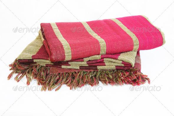 Blanket - Stock Photo - Images