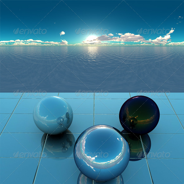 3DOcean Sea 44 3819538