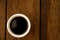 Coffe cup on wooden deck - PhotoDune Item for Sale