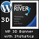 WordPress 3D Banner Rotator with Statistics - CodeCanyon Item for Sale