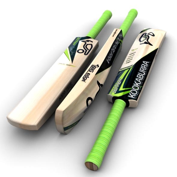 Cricket Bat - 3DOcean Item for Sale