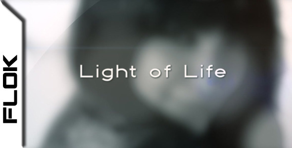 After Effects Project - VideoHive Light of Life 411467